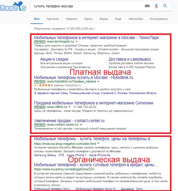 Что такое поисковая оптимизация (SEO) или как продвинуть сайт в ТОП