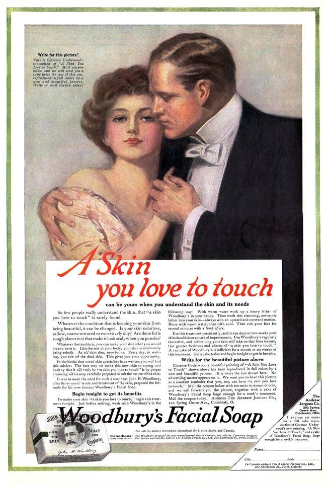 Секс в рекламе