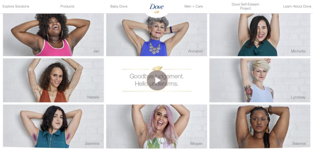 Месяц бодипозитива и волосатых женщин: дайджест интересной рекламы за октябрь 2019