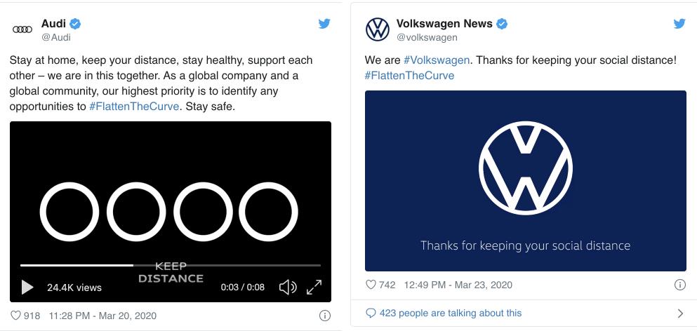 Креаторы спасут мир: дайджест интересной рекламы за март 2020