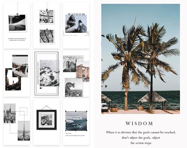 20 топовых приложений для сторис в Инстаграм: эстетика в мелочах
