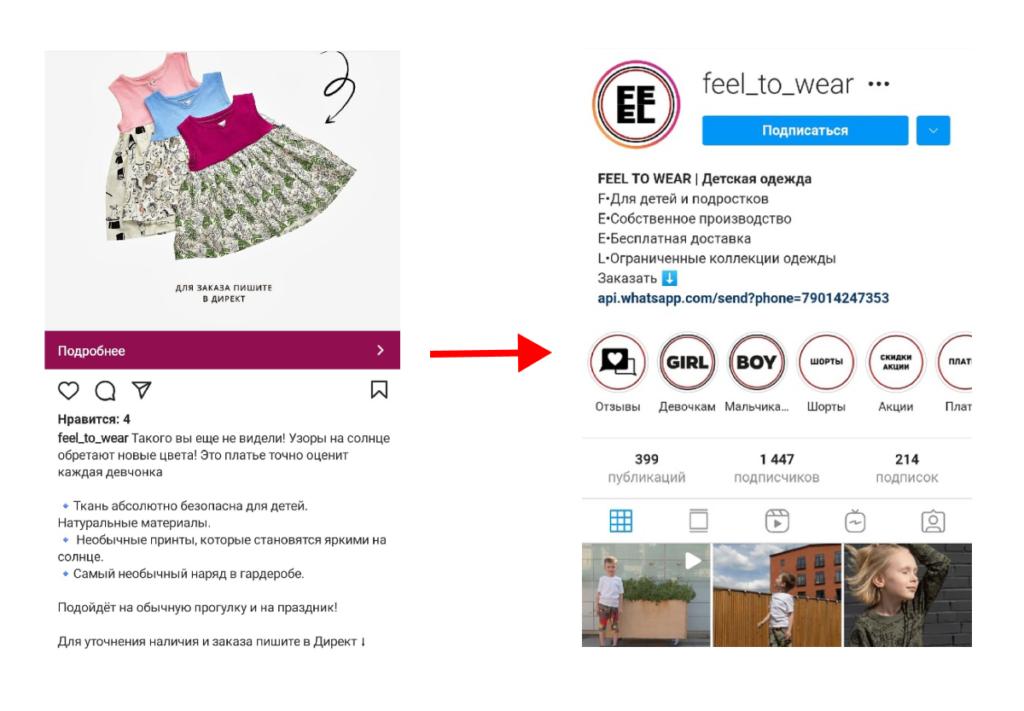 Цели для рекламы Instagram: какую, когда и как выбрать